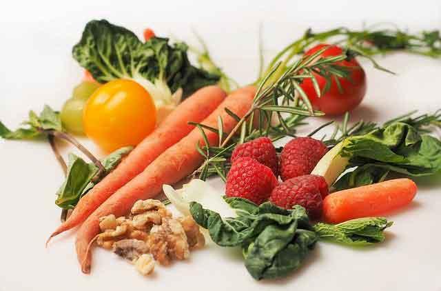 النظام الغذائي في الأمراض المزمنة
