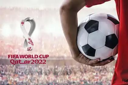 Jadwal Pertandingan Timnas di Kualifikasi Piala Dunia 2022