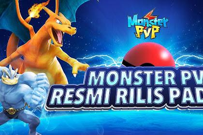 Monster PVP ( Epic Pet Server Indonesia full Unreleased) APK (Pokeland Legends) V.0.8.1