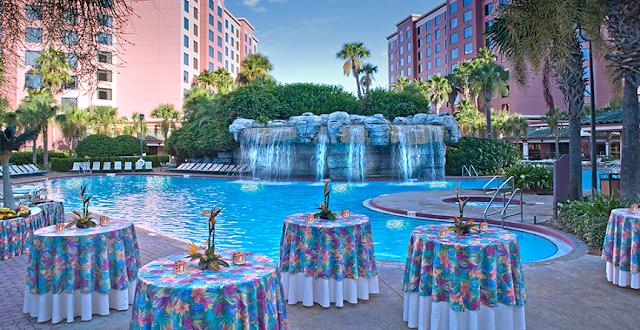 10 hotéis de preço médio em Orlando