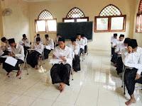 Pendidikan Diniyah Formal Gelar Ujian Akhir Berstandar Nasional