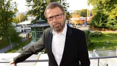 El excomponente de ABBA Björn Ulvaeus