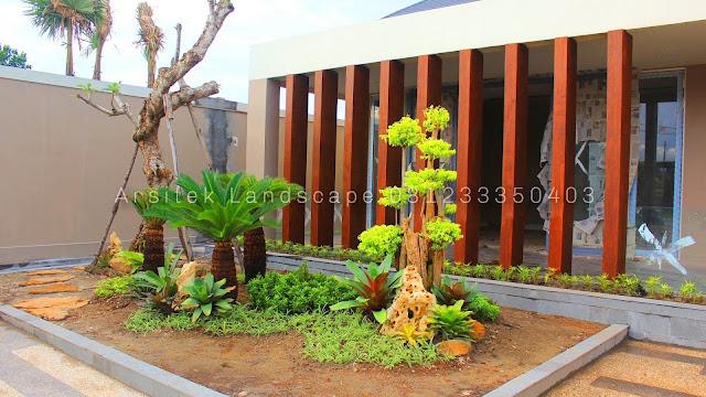 Harga pembuatan taman per meter di manado