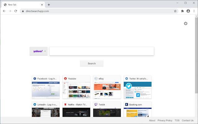 Directsearchapp.com (Hijacker)