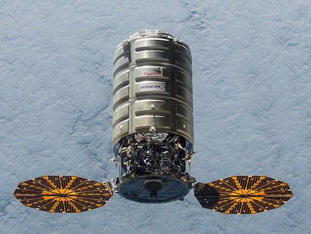 Старт космического корабля Cygnus NASA отменили