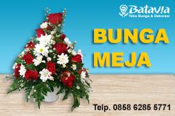 Toko Bunga Meja di Bekasi Untuk Kantor atau Ruang Tamu