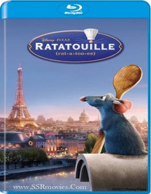 Ratatouille (2007) hindi dubbed movie watch online 720p BluRay