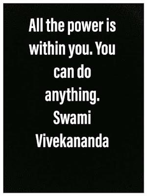 Vivekananda thoughts