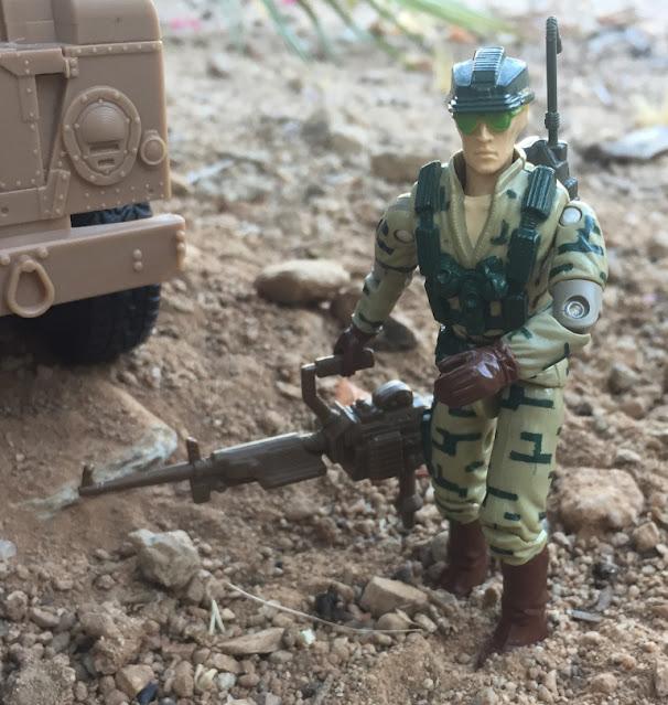 1989 Recoil, 1987 Worms, Stalker, Aero Viper, Maggot, 2004 Desert Patrol Stalker