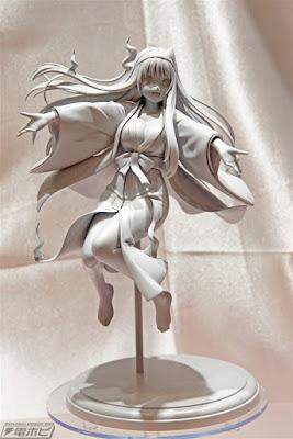 """Anunciadas figuras de Miyazaki Chisaki y Amano Sagiri de """"Yuragi-sou no Yuuna-san"""" - Chara-Ani y Toy's Works"""