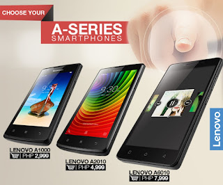 Lenovo Mobile Unveils New A-Series Smartphones in the Philippines