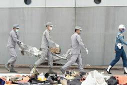 Hari Ke-10 Jatuhnya SJ-182, Tim SAR Evakuasi 5 Kantong