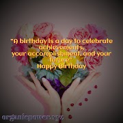 Happy Birthday Wishes,Messages & Greetings With Images