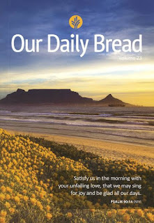 Our Daily Bread: 21 April 2020