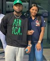 COVID-19 NG: Davido's Fiancee, Chioma tests positive for corona virus [Must Read]
