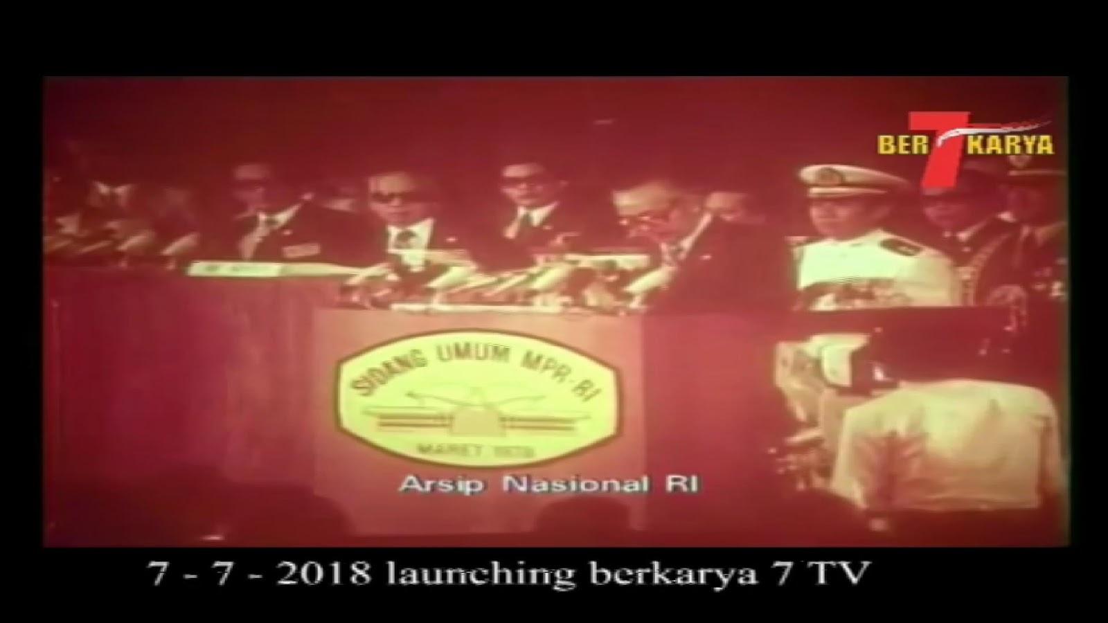 Frekuensi siaran Berkarya 7 TV di satelit SES 9 Terbaru