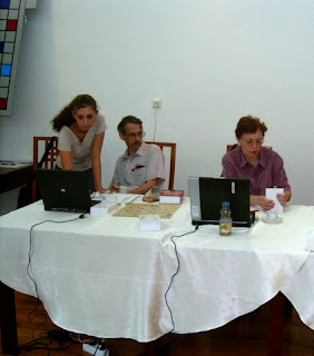 Festival International de Scrabble Francophone Roumanie Poiana Brasov 2004 - Arbitri