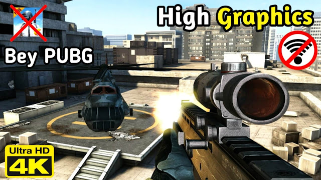 Download Top Best WAR Games For Android & iOS Offline [High Graphics]