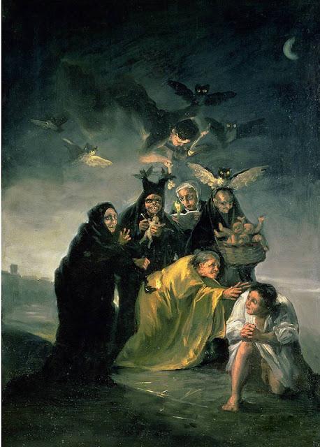 La conjuration, Francisco de Goya (1797–1798)