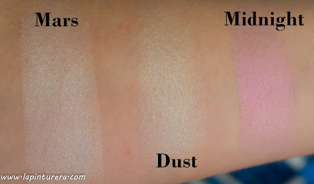 swatches iluminadores