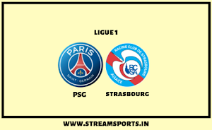 Ligue 1: PSG v/s.  Strasbourg Preview and lineup