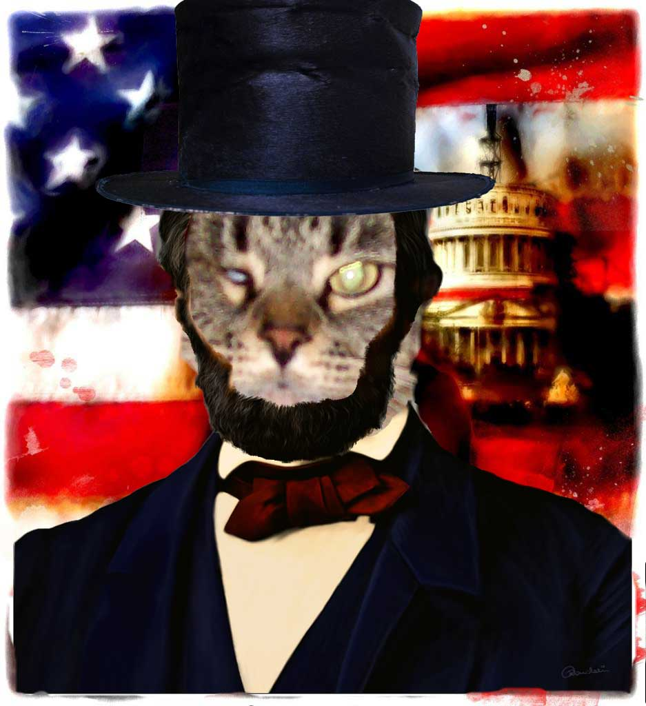Cat Stuff: All The Presidents' Cats