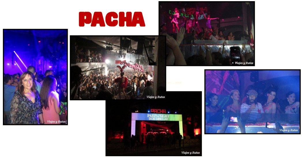 Discoteca Pachá