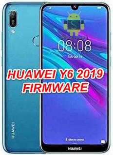 Huawei Y6 2019 MRD-L21 Offical Stock Rom
