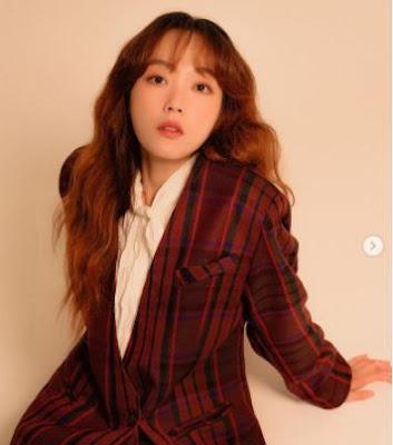 Profil Biodata Lee Yoo Mi Pemeran Ji Yeong Pemeran Film Squid Game Lengkap IG Instagram, Umur, Tanggal Lahir dan Asal Negara