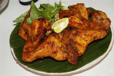 Gambar resep ayam Taliwang