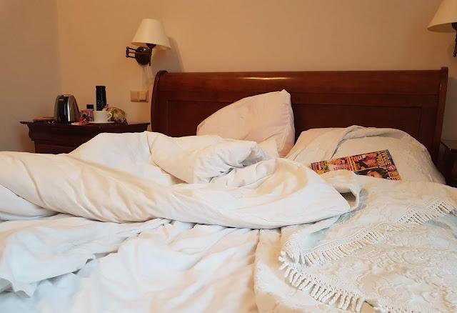 Spać, spać, spać bez końca