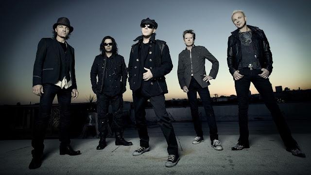 Lirik Lagu Du Bist So Schmutzig ~ Scorpions