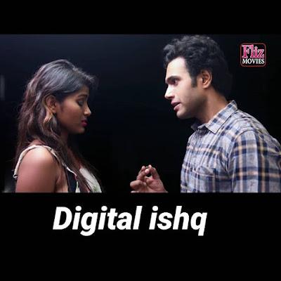 Alisa Bella web series Digital Ishq