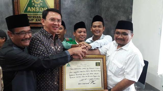 Polanya Mirip Pilkada DKI, GP Ansor Memainkan & Jualan Isu Radikal untuk Serang Prabowo