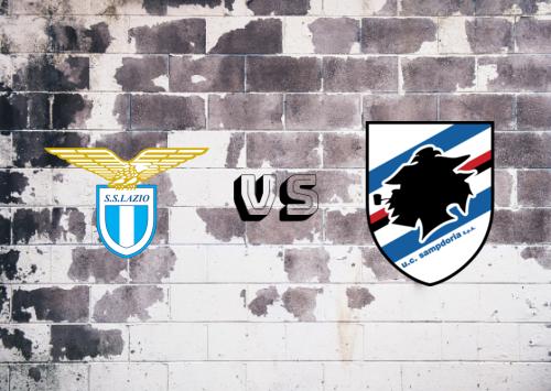 Lazio vs Sampdoria  Resumen