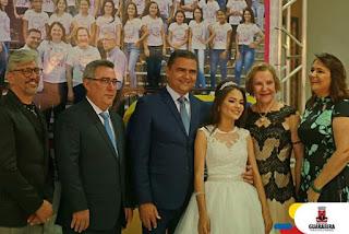 Prefeitura Municipal de Guarabira PB   e sec Municipal de Educação realizou 1º Baile das Debutantes
