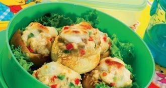 Resep Hotbun Mini Ayam Jamur
