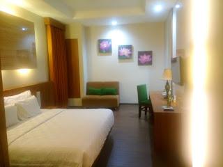Pengalaman Menginap di Hotel Lotus Subang