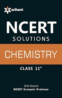 ARIHANT: NCERT Solutions Chemistry Class 11th