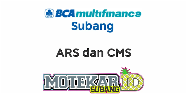 Info Loker BCA Multi Finance Subang