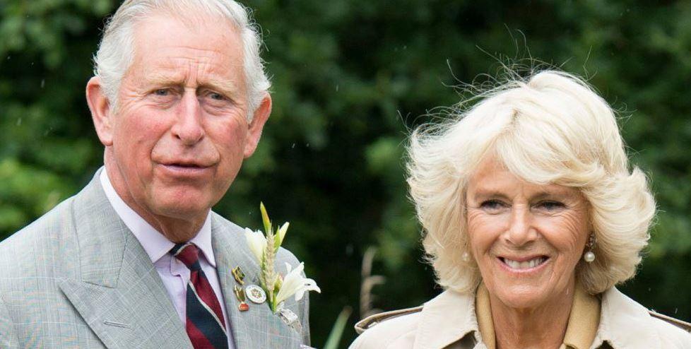 Prince Charles et Camilla en visite à Lyon