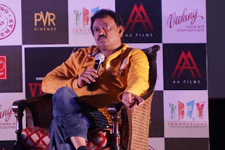Film Maker Ram Gopal Varma To Make International Film
