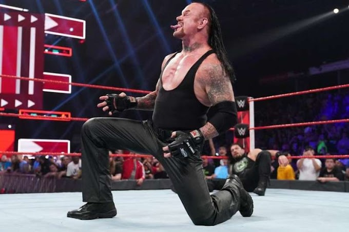 The Undertaker announces retirement from the WWE as he has 'nothing left to accomplish'
