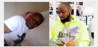 Lady Suffering From Cancer Makes A Wish To See Davido, Checkout His Reply