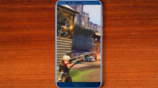 Fortnite Battle Royale - Défense De La Place - FHD pour Mobile
