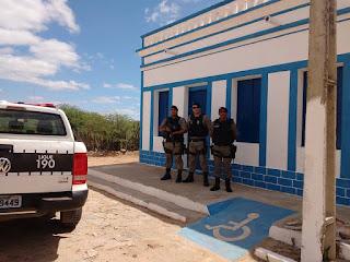 São Vicente do Seridó - Patrulha rural da PM inicia trabalhos em Seridó