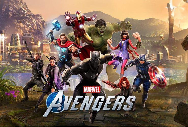 Marvel Avenger on  Xbox Game Pass