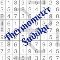 Thermometer Sudoku