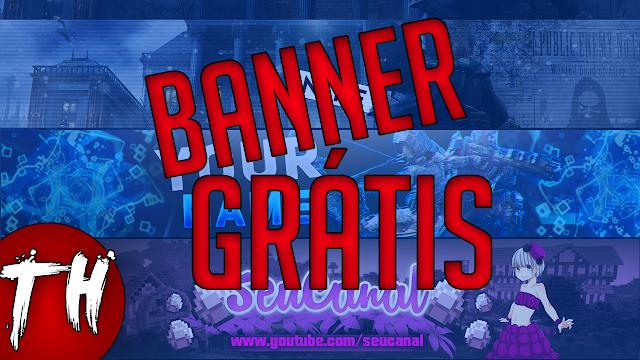 Download Banner Grátis Para photoshop