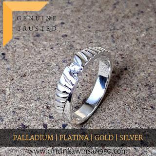 cincin platina sanjewellery